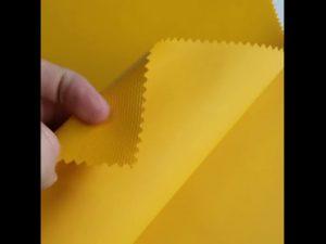 100% полиестерна материя омфорд PVC ламиниране раница плат