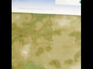 1000D найлонов оксфорд водоустойчив камуфлаж с ПУ покритие
