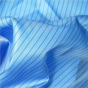 5 мм лента полиестерна антистатична тъкан за антистатични облекла