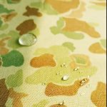 Китай фабрика 1000 дение Cordura отпечатани найлонови тъкани с водоотблъскващи