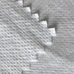 WF1 / O9TO5 SS + PTFE Нетъкан плат, ламиниран с PTFE млечно дишаща мембрана от медицински защитен плат