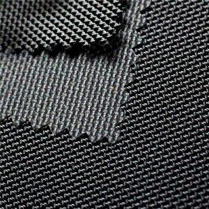 устойчив на пробиване pu покрит 1680d балистичен найлонов плат за чанти раница