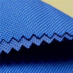 висококачествена водоустойчивост 600d oxford pu pvc покрита с панталони