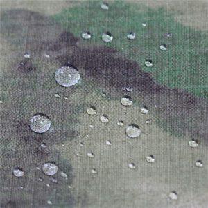 228т найлонов тъканен плат камуфлаж отпечатан плат / външен водоустойчив тъкан от найлон
