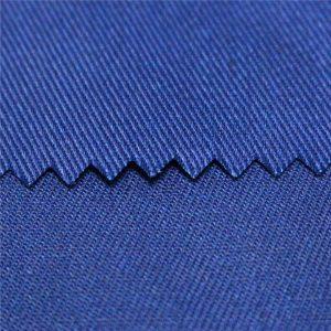 tc полиестер памук обикновен и twill активно боядисани и цифрови печат пламък забавяне на работното облекло плат поплин униформа тъкан