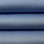 100% памук кепър кардиран боядисани тъкани униформи работни облекла тъкани