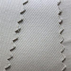 габардинска тъкан 100% платнена памучна тъкан за учебна униформа