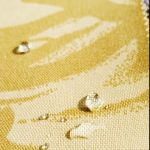 Супер силна пустиня камуфлаж 1000D найлон оксфорд PU покритие плат