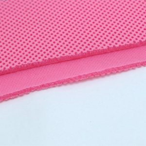 автоматична дишаща мрежеста тъкан perros camas за фабрична употреба