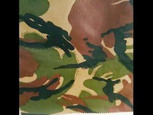 камуфлаж отпечатан водоустойчив ripstop найлон оксфорд униформа военна тъкан
