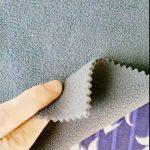 Китай на едро 100% полиестер суха фитил fleece плат за вътрешна употреба