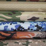 военна тъкан